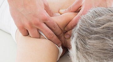 Older Adult Massage