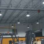 Industrial Lighting Example