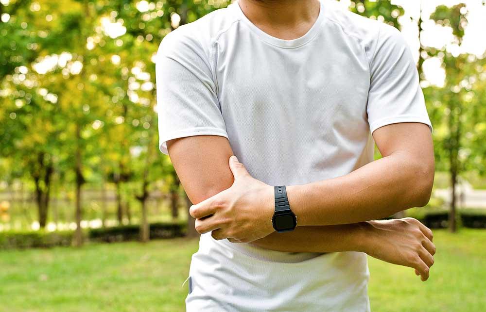 Biceps Tendon Injury
