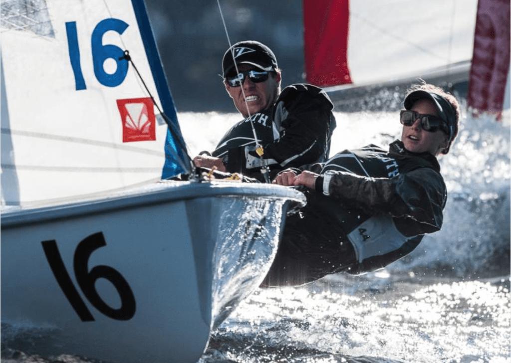 Sailing Performance Training; Mike Kuschner; Fred Strammer; Athlete Tracking; Sailor Athlete; Olympic Sailing; High Performance Sailing;