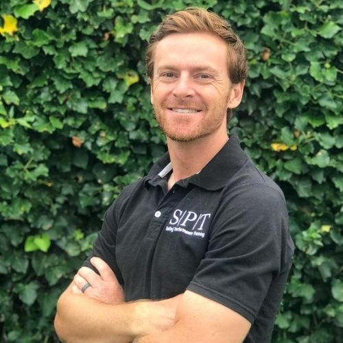 Sailing Performance head training coach and SPT founder Fred Strammer