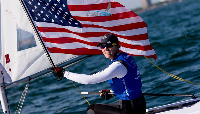 Laser Workout, Olympic Sailing Workout, Laser Fitness