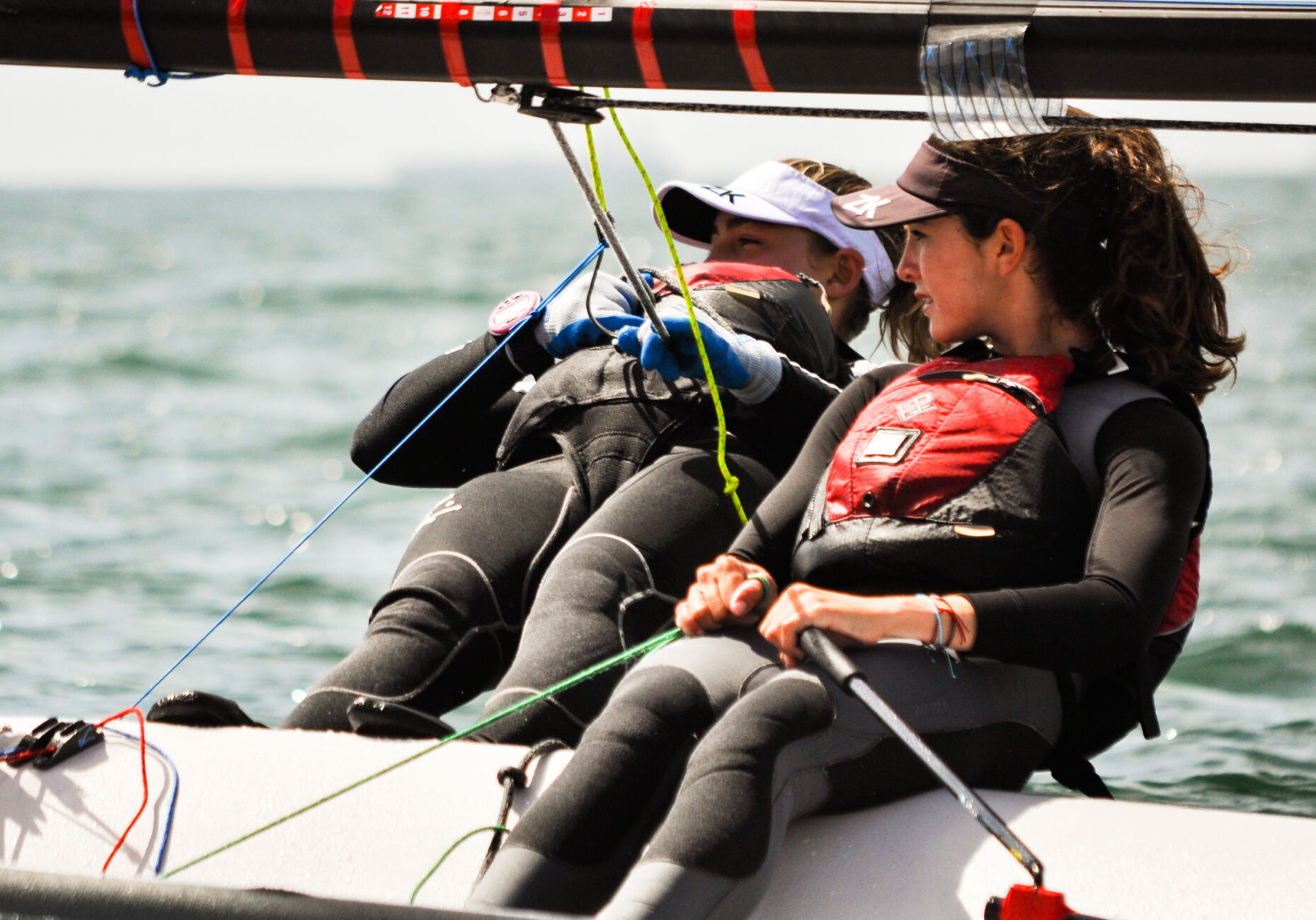 Sailing Performance Training; 29ers; Sailing Fitness
