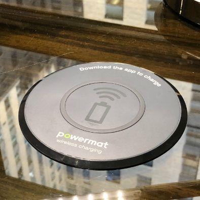No Drill Wireless Charging Spot