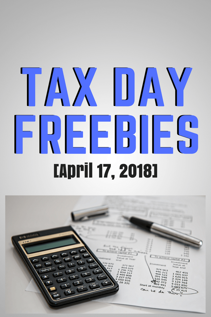 Tax Day is the Best Day!