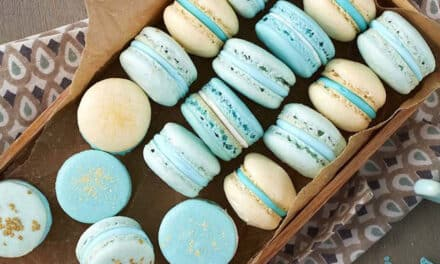 Easy French Macaron Decorating Ideas