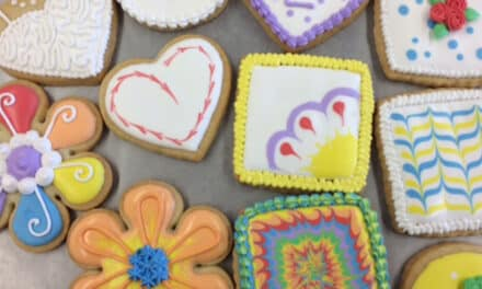 Cookies 101: Using Royal Icing