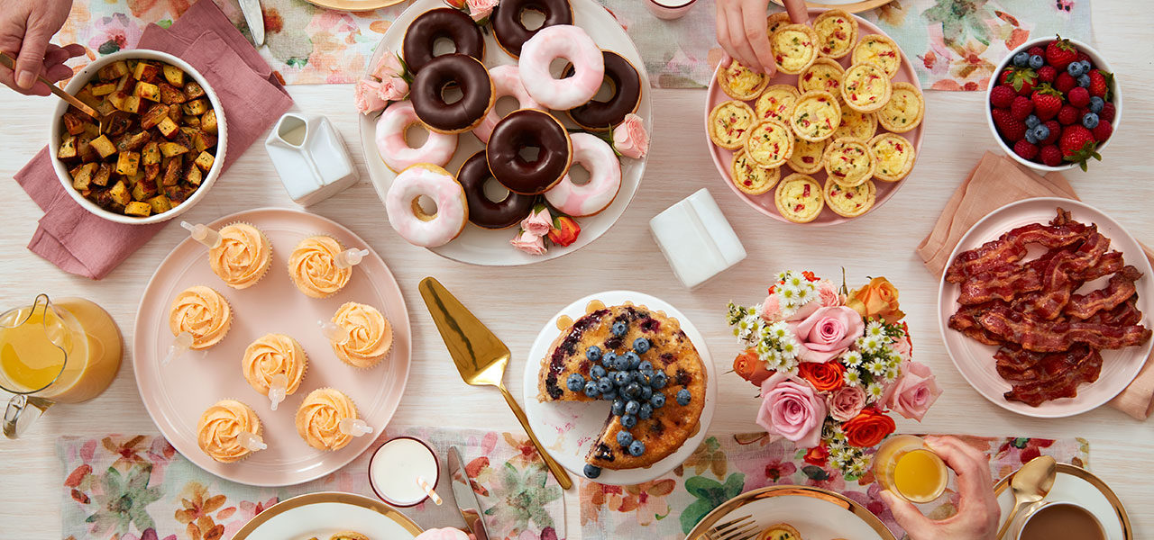 Our Favorite Ideas to Get Easter Brunch Hopping