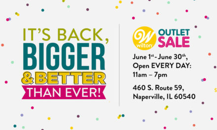 The 2018 Wilton Annual Outlet Sale is Almost Over!