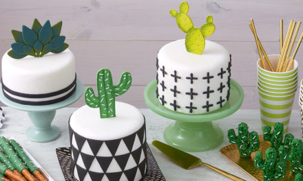 Cactus Cakes & Desserts to Make Your Favorite Cowboy/Cowgirl