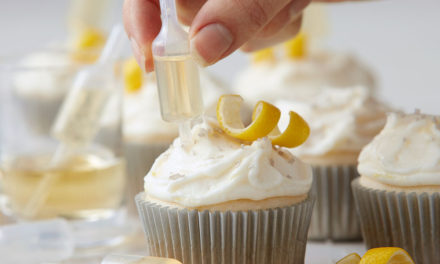 Champagne Cupcakes for a Bubbly Brunch!