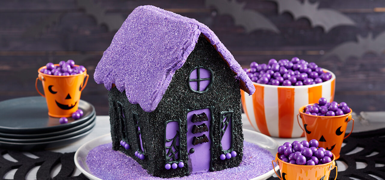 Halloween Cookie Houses!