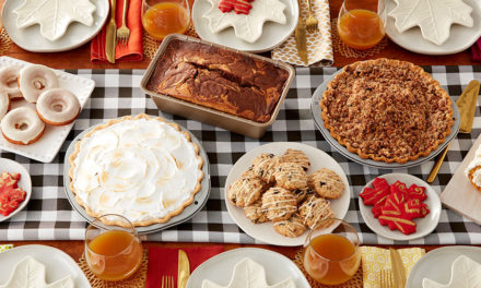 Our Favorite Fall Desserts