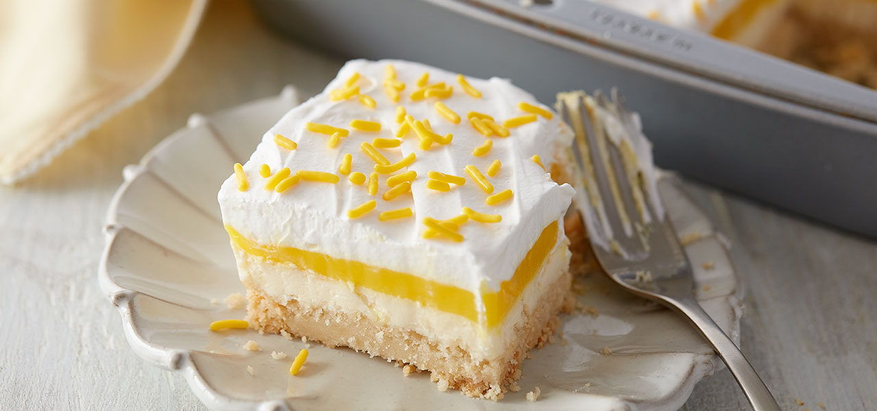 Lemon Lush Recipe