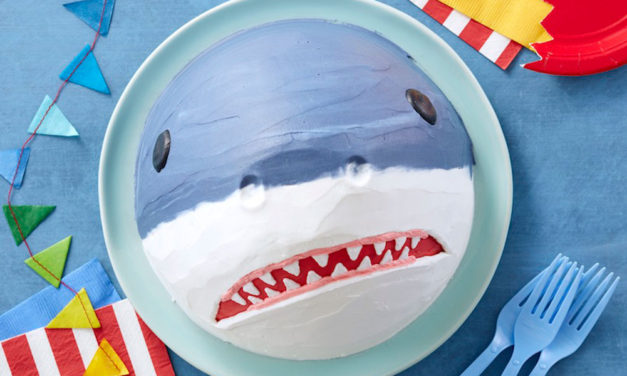 Shark Cakes and Cookies and Desserts, Oh My: 4 Treats You'll Want to Get Your Jaws On