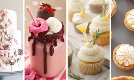 Cheers to a Sweet Year: The Best Dessert Trends of 2019