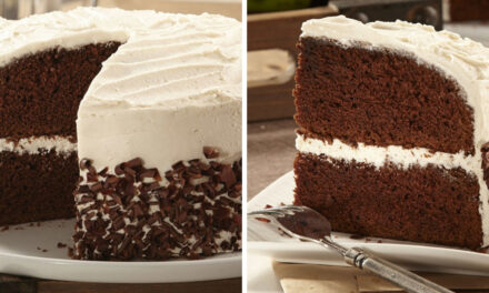 St. Patrick's Day Dessert: Chocolate Guinness Cake