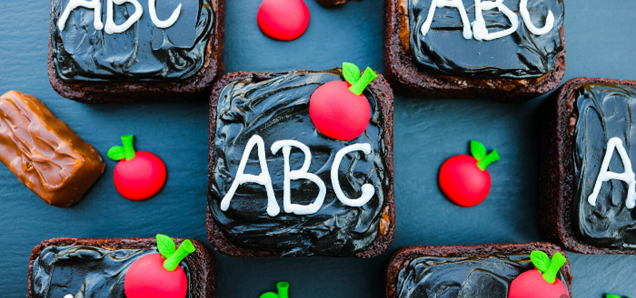 Our Favorite Back to School Desserts from Around the Web