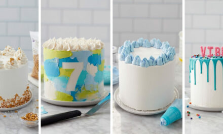 How to Decorate a Cake: 4 Easy Ways