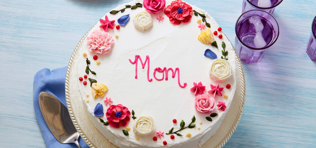 Give the Gift of Mother's Day Desserts