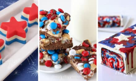 5 Star-Spangled 4th of July Treats from Hungry Happenings