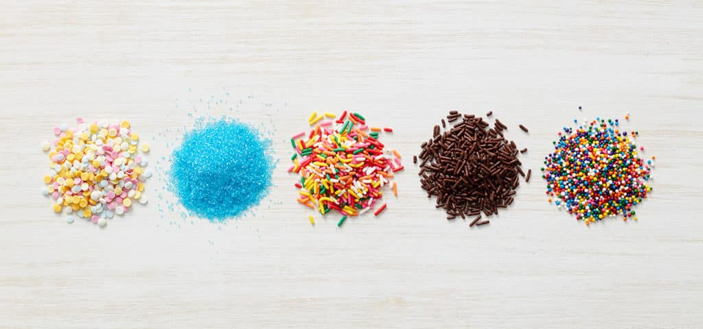 Decorative Sugars, Pearls and Sprinkles: A Beginner's Guide