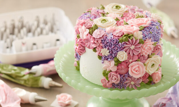 Fabulous Flower Birthday Cake Ideas for Any Time of the Year