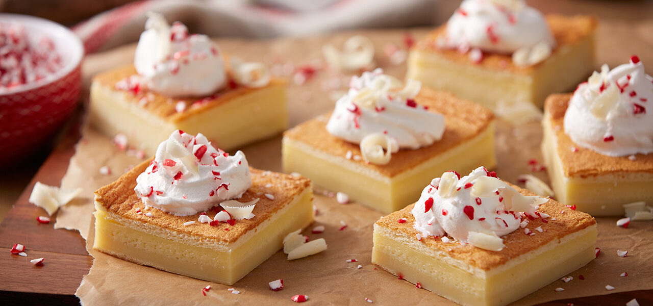 Red, White and Yule: Holiday Peppermint Desserts