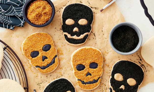 9 Halloween Cookie Ideas