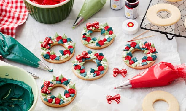 28 Easy Christmas Cookie Recipes