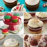 33 Easy Christmas Cupcake Ideas