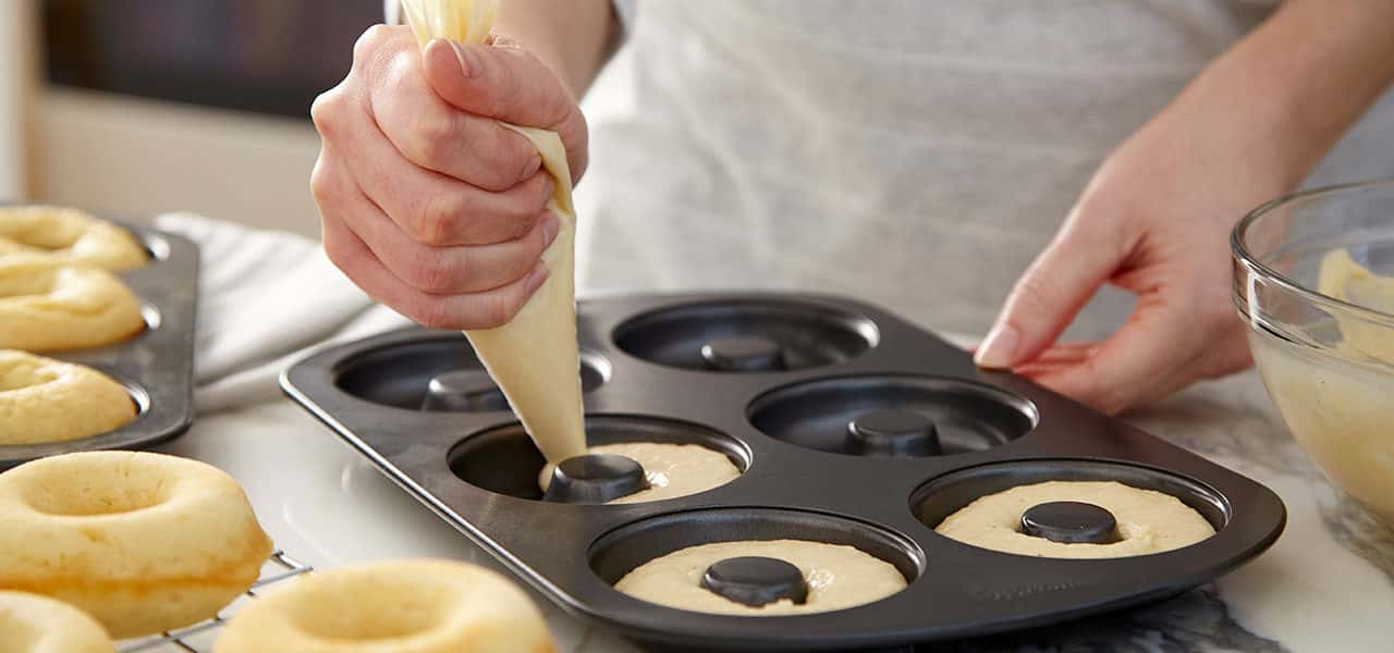How to Use a Donut Pan