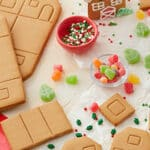 How to Assemble and Decorate a Gingerbread House