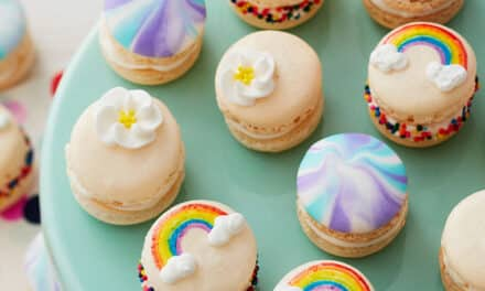 3 Macaron Decorating Ideas