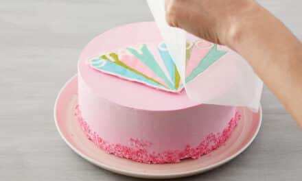 How to Make a Buttercream Transfer