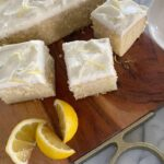 How to Make a Lemon Cake from Scratch