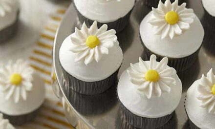 How to Pipe Buttercream Daisies and Buttercream Carnations