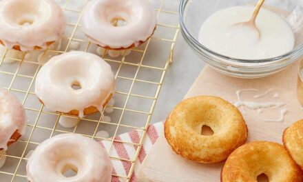 15 Easy and Delicious Cake Donut Recipes
