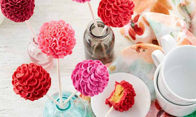 How to Make Cake Pops – Easy Cake Pops Recipe