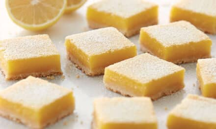 17 Easy Lemon Dessert Recipes