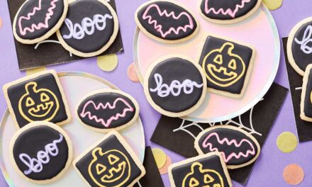 13 Halloween Cookie Decorating Ideas