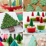Christmas Tree Desserts to Make This Year