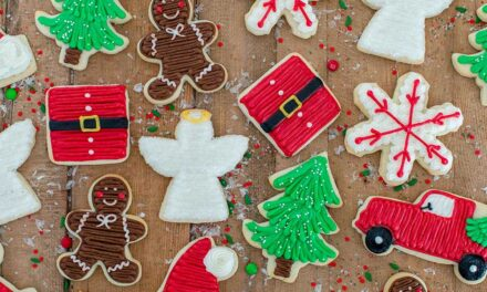 3 Easy Christmas Cookies with @JennyCookies