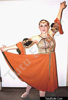 Empire Dress