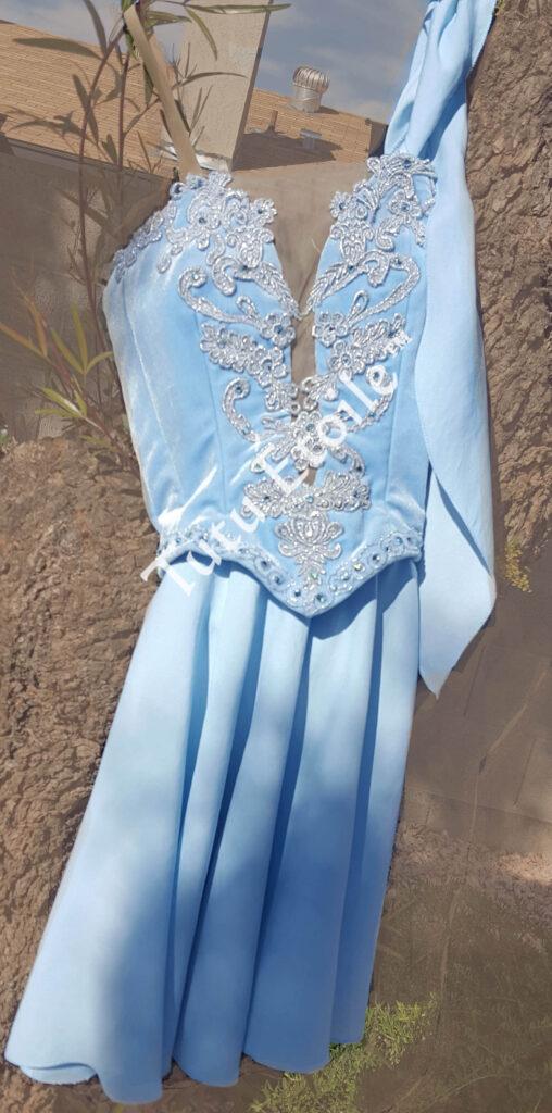 Tallisman blue