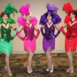 Flapper Showgirls, St. Louis Entertainment, Showgirls