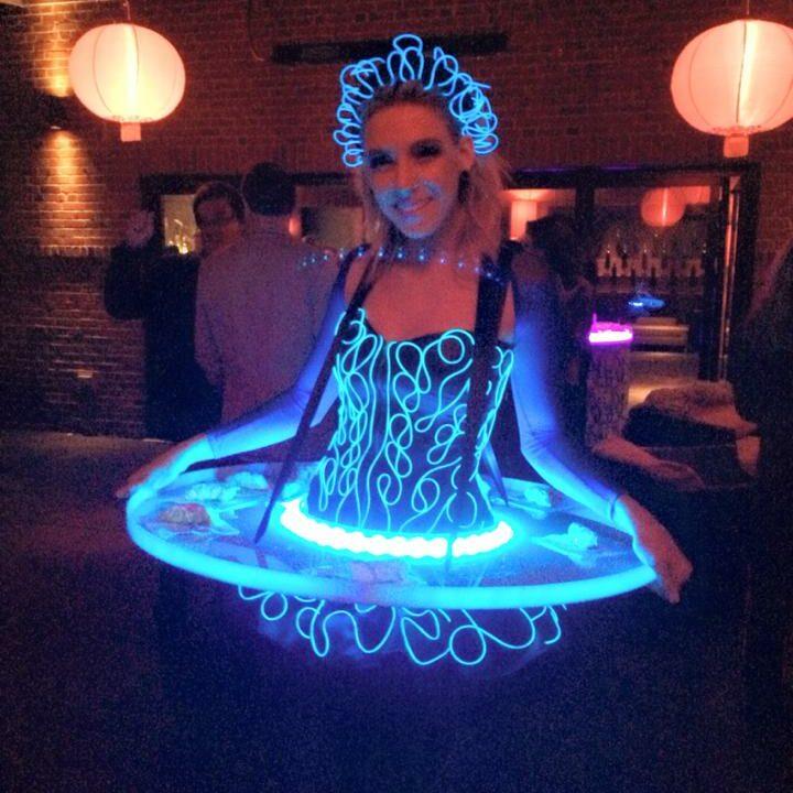 LED Tray