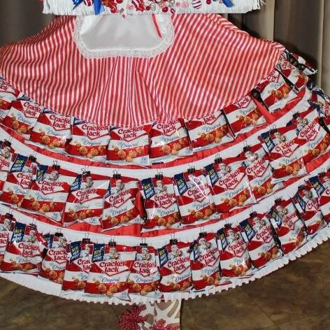 Cracker Jacks Skirt