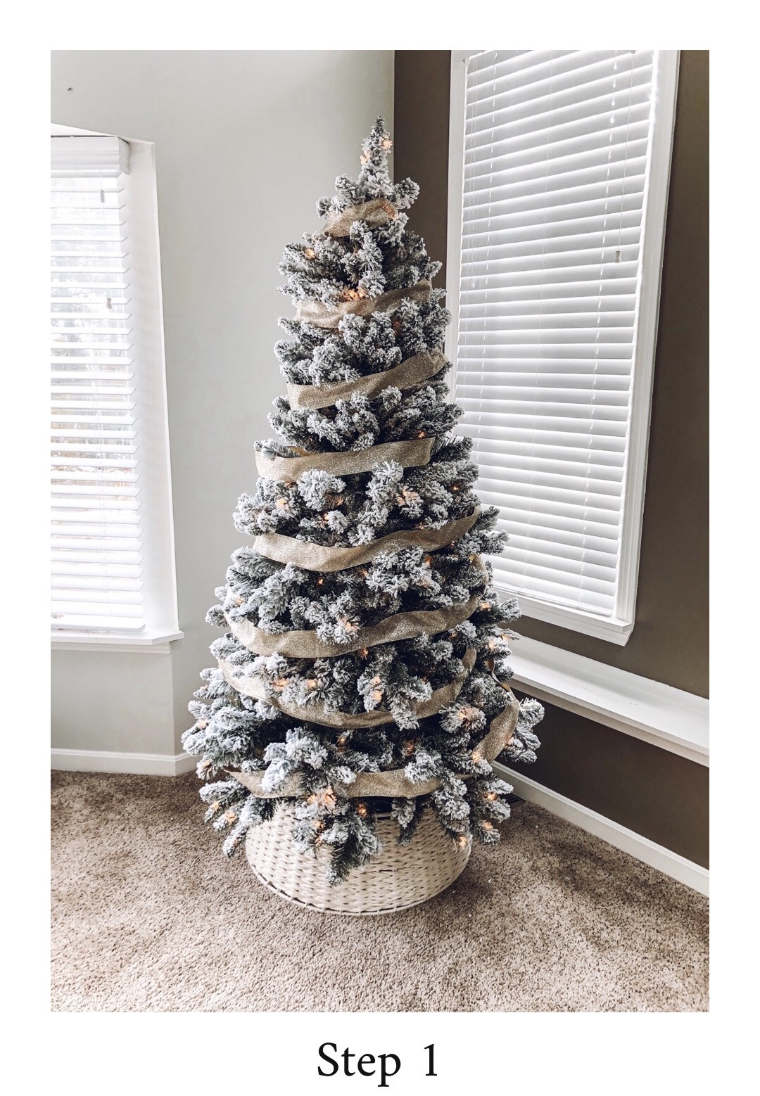 Christmas tree decorating, Decorate your Christmas Tree in Five Easy Steps
