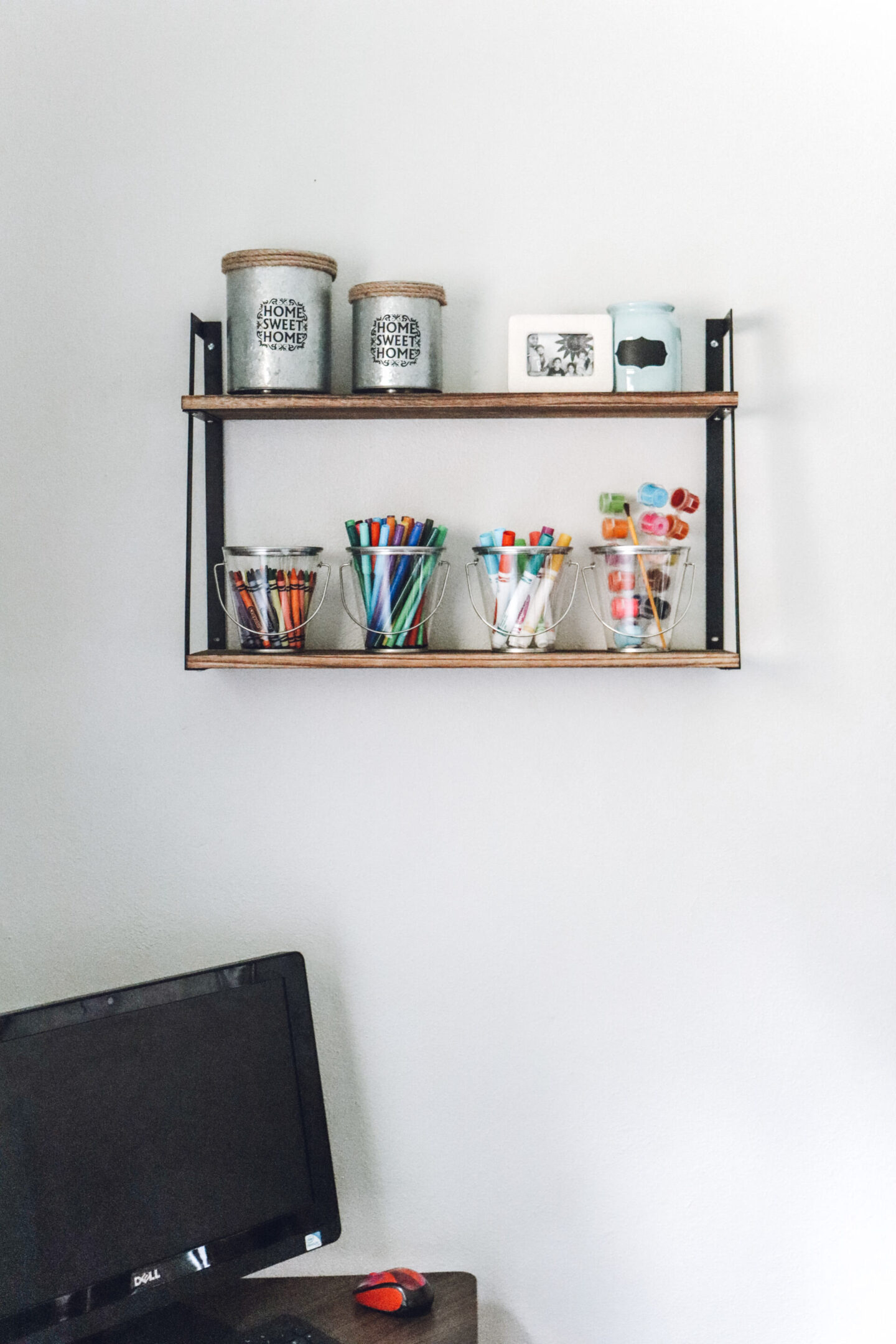 craft shelf